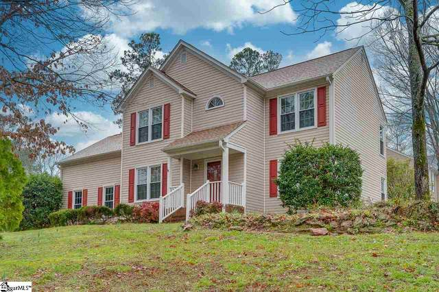 3 Gelding Way, Simpsonville, SC 29680 (#1411834) :: Connie Rice and Partners