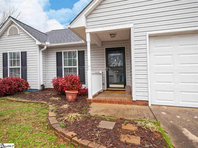 324 S Sandy Brook Way, Simpsonville, SC 29680 (#1411847) :: Connie Rice and Partners