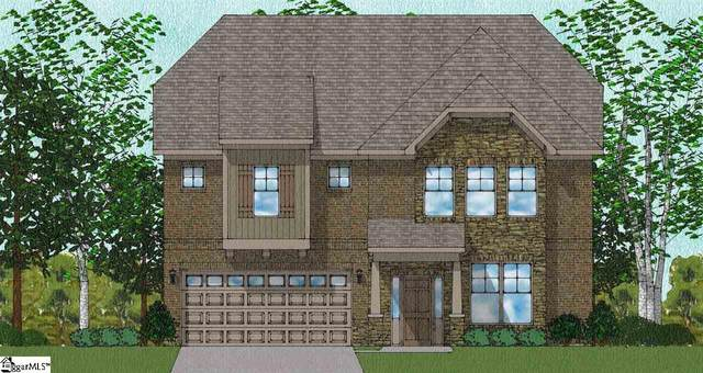 406 Blue Peak Court Lot 68, Greer, SC 29650 (#1411872) :: Mossy Oak Properties Land and Luxury