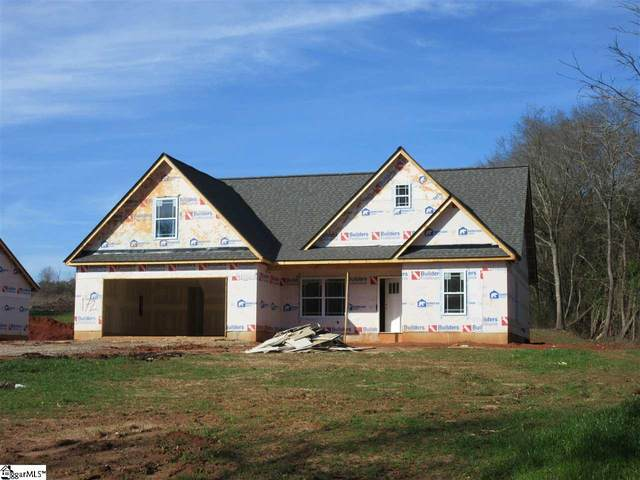 172 Coleman Road Lot # 2B, Wellford, SC 29385 (#1411885) :: Coldwell Banker Caine