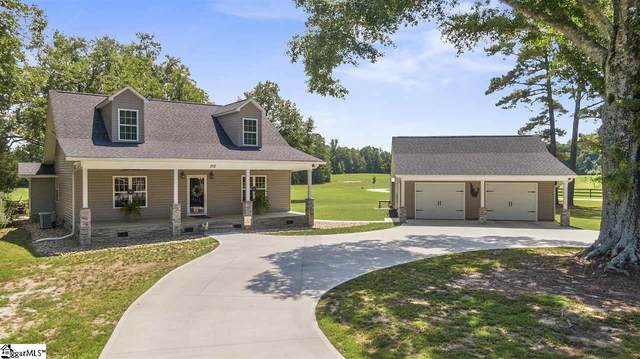 312 Casey Road, Woodruff, SC 29388 (#1411886) :: The Toates Team