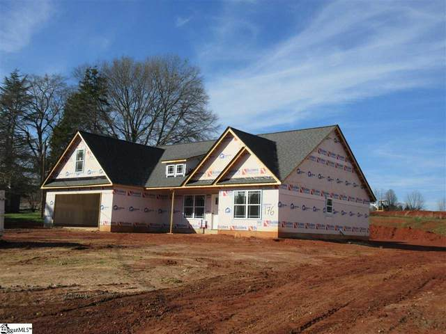176 Coleman Road Lot # 2A, Wellford, SC 29385 (#1411888) :: Coldwell Banker Caine