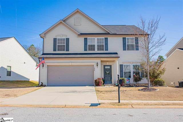 100 Shale Court, Greenville, SC 29607 (#1411909) :: Connie Rice and Partners