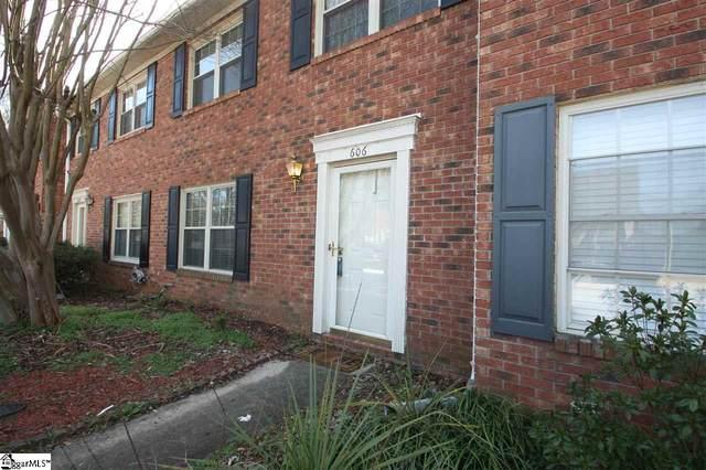 606 N Townes Court, Spartanburg, SC 29301 (#1411914) :: The Haro Group of Keller Williams