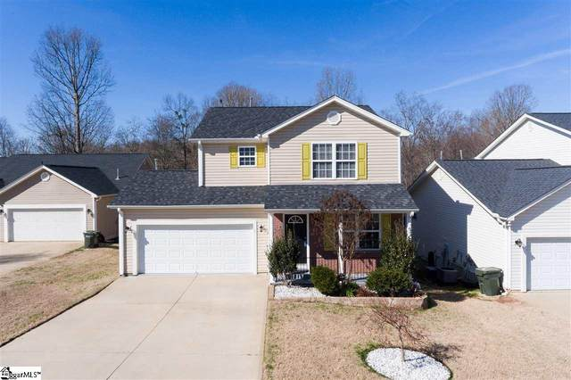 12 Falcon Ridge Way, Greer, SC 29650 (#1411930) :: The Toates Team