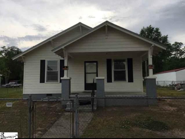 279 Locust Street, Clinton, SC 29325 (#1411935) :: Coldwell Banker Caine