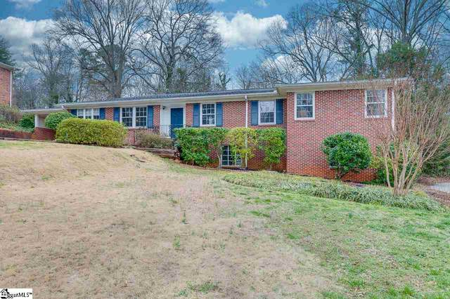 120 Lullwater Road, Greenville, SC 29607 (#1412001) :: The Toates Team
