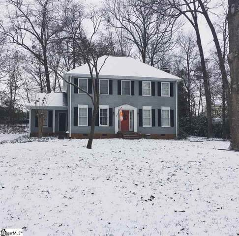 14 Merry Oak Trail, Piedmont, SC 29673 (#1412006) :: Connie Rice and Partners