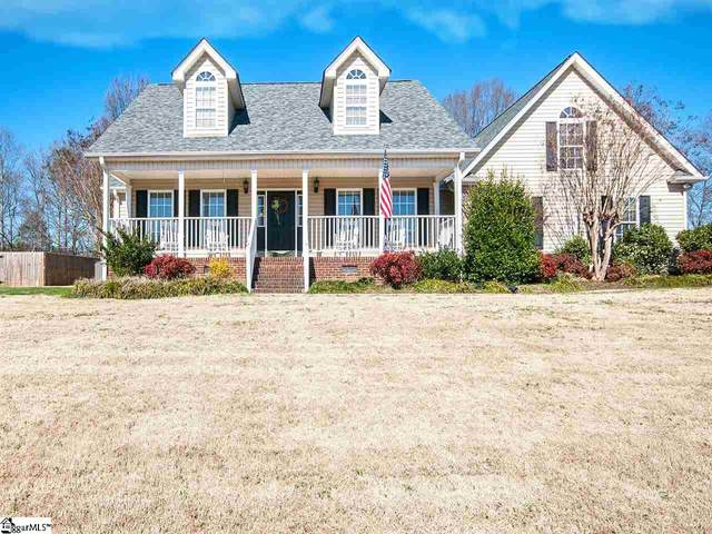 100 Brook Laurel Lane, Taylors, SC 29687 (#1412047) :: Coldwell Banker Caine