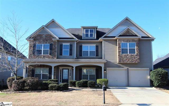 9 Roanoke Hills Court, Simpsonville, SC 29681 (#1412065) :: Connie Rice and Partners