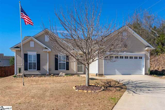22 Gentle Winds Way, Greenville, SC 29605 (#1412076) :: Connie Rice and Partners