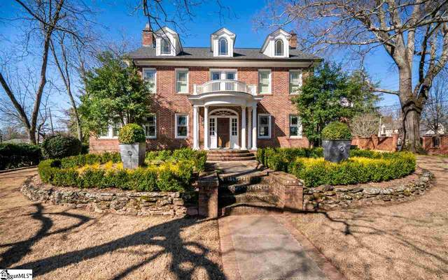 1307 North Main Street, Greenville, SC 29609 (#1412105) :: The Toates Team