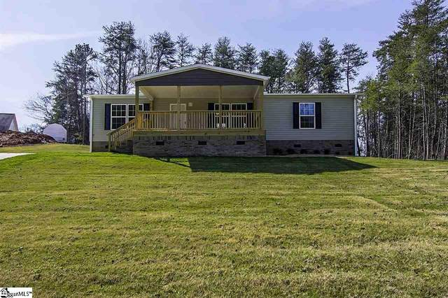 45 W Burns Drive, Travelers Rest, SC 29690 (#1412150) :: Connie Rice and Partners