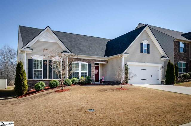 260 Chapel Hill Lane, Simpsonville, SC 29681 (#1412156) :: RE/MAX RESULTS