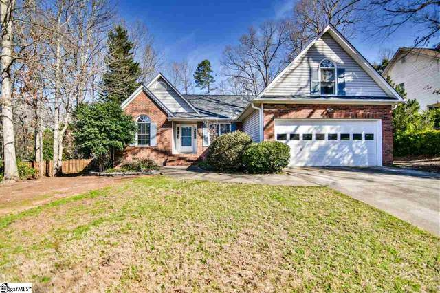 3 Croftstone Court, Mauldin, SC 29662 (#1412157) :: Connie Rice and Partners
