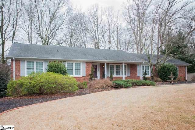18 King George Road, Greenville, SC 29615 (#1412183) :: Connie Rice and Partners