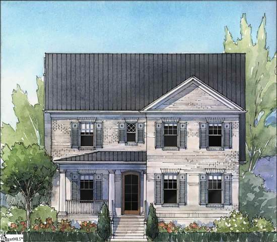 22 Odell Street (Lot 34), Greenville, SC 29615 (#1412193) :: Connie Rice and Partners
