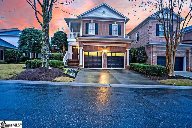 1400 Thornblade Boulevard Unit 7, Greer, SC 29650 (#1412199) :: Connie Rice and Partners