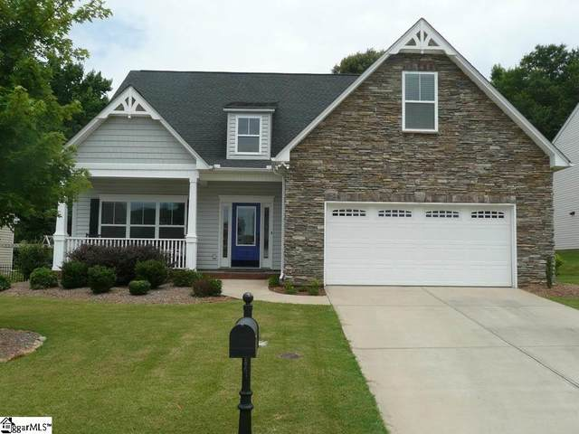 19 Platte Lane, Simpsonville, SC 29680 (#1412211) :: Connie Rice and Partners