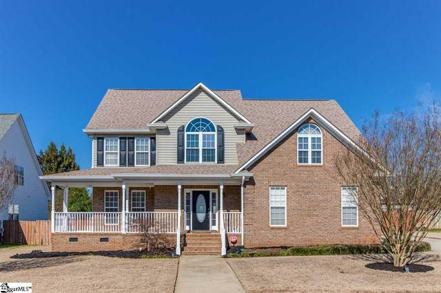3 Paddock Run Lane, Simpsonville, SC 29681 (#1412219) :: Connie Rice and Partners