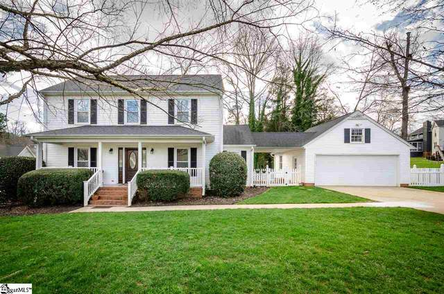 101 Fox Run Circle, Greer, SC 29651 (#1412221) :: Connie Rice and Partners