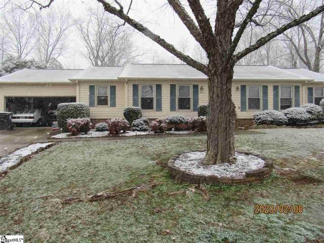 4808 Coach Hill Drive, Greenville, SC 29615 (#1412226) :: RE/MAX RESULTS