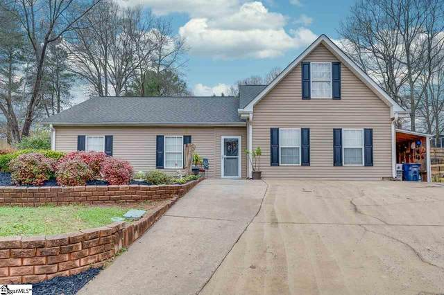 3 Roundleaf Court, Simpsonville, SC 29680 (#1412231) :: Connie Rice and Partners