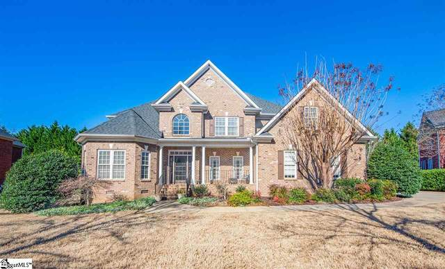 311 Trotters Field Way, Simpsonville, SC 29681 (#1412249) :: Connie Rice and Partners