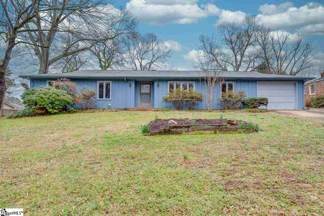 607 Great Glen Court, Greenville, SC 29615 (#1412255) :: Connie Rice and Partners