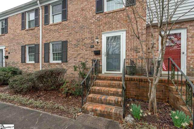815 Edwards Road Unit 42, Greenville, SC 29615 (#1412256) :: Coldwell Banker Caine