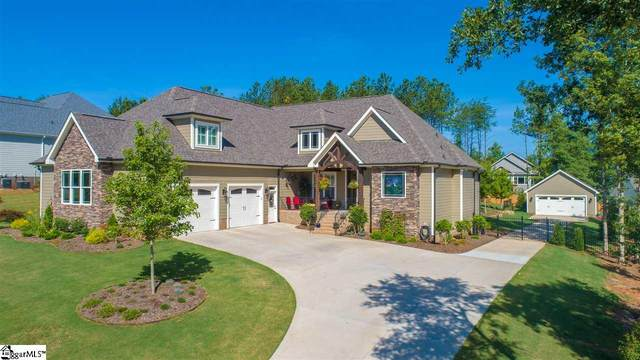 201 Kittansett Court, Taylors, SC 29687 (#1412263) :: Connie Rice and Partners