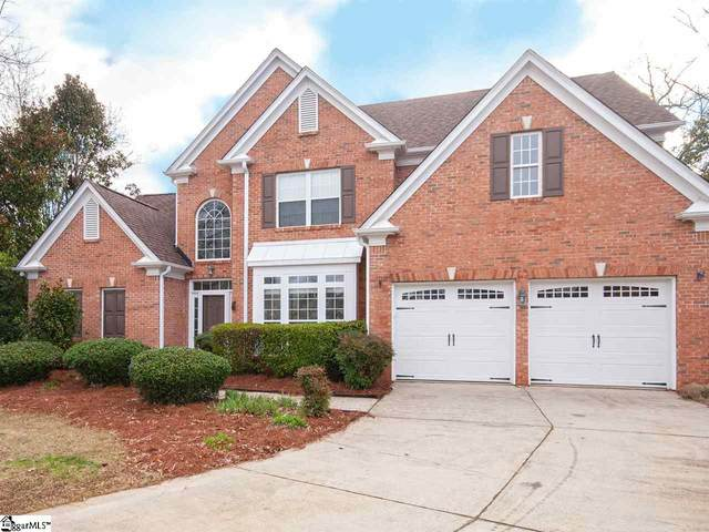 17 Landstone Court, Greer, SC 29650 (#1412275) :: Connie Rice and Partners