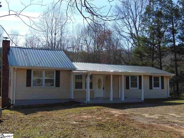 734 Cove Creek Road, Pickens, SC 29671 (#1412279) :: Hamilton & Co. of Keller Williams Greenville Upstate