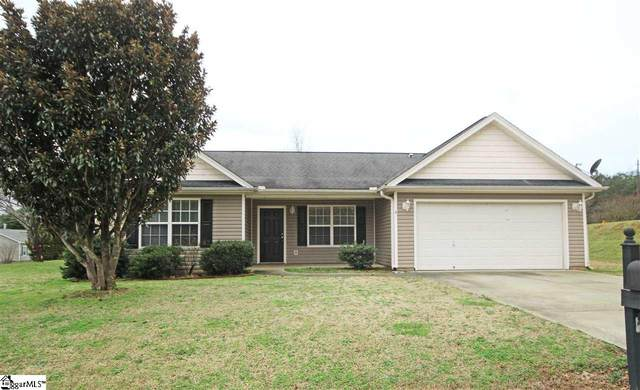 8 Exodus Way, Greer, SC 29651 (#1412281) :: Connie Rice and Partners