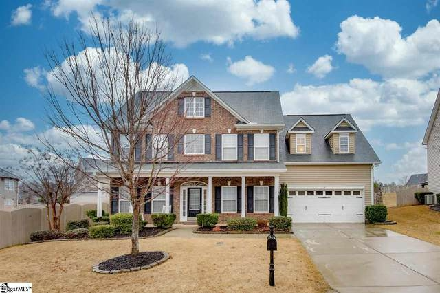 3 Flat Shoals Court, Simpsonville, SC 29680 (#1412297) :: Connie Rice and Partners