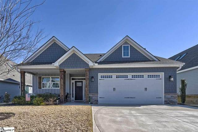 625 Ponden Drive, Greer, SC 29650 (#1412299) :: Connie Rice and Partners