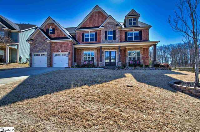 108 Carters Creek Court, Simpsonville, SC 29681 (#1412318) :: Connie Rice and Partners