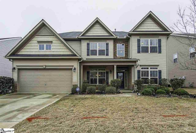 904 Kangley Drive, Simpsonville, SC 29681 (#1412328) :: Connie Rice and Partners
