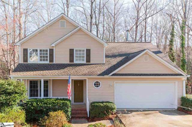 502 Wild Horse Creek Drive, Simpsonville, SC 29680 (#1412331) :: Connie Rice and Partners