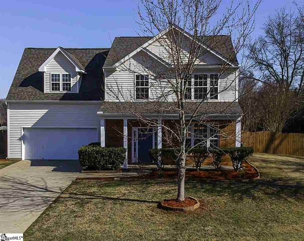 2 Largess Lane, Piedmont, SC 29673 (#1412335) :: Connie Rice and Partners