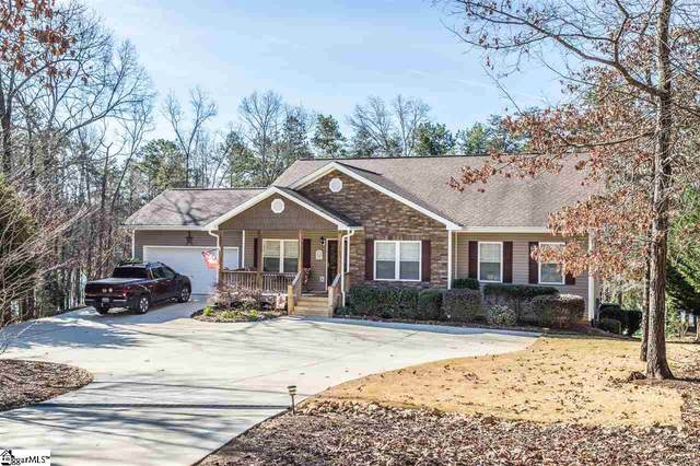 1021 Pintail Point Road, Anderson, SC 29626 (#1412342) :: Connie Rice and Partners