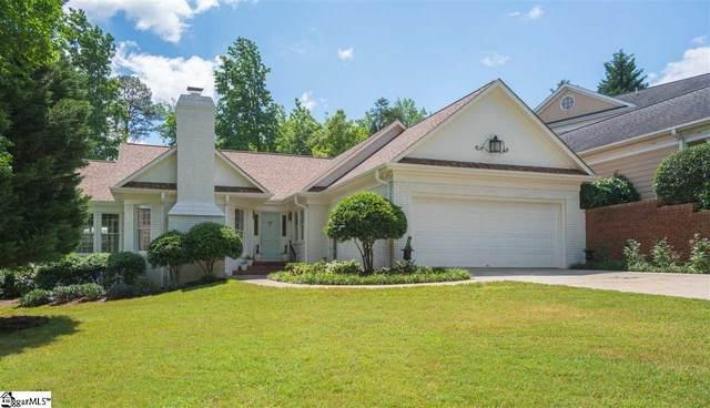 123 Hidden Hills Drive, Greenville, SC 29605 (#1412379) :: Coldwell Banker Caine