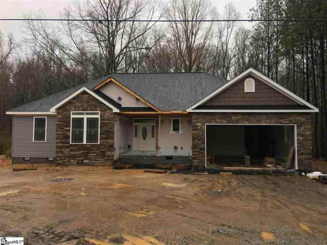 465 Edgewood Drive, Clinton, SC 29325 (#1412387) :: Coldwell Banker Caine