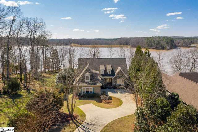 144 Yacht Drive, Laurens, SC 29360 (#1412389) :: Coldwell Banker Caine