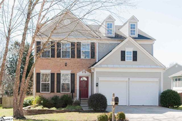 204 Cresthaven Place, Simpsonville, SC 29681 (#1412443) :: Coldwell Banker Caine