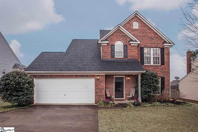 225 Highgate Circle, Greer, SC 29650 (#1412468) :: Connie Rice and Partners