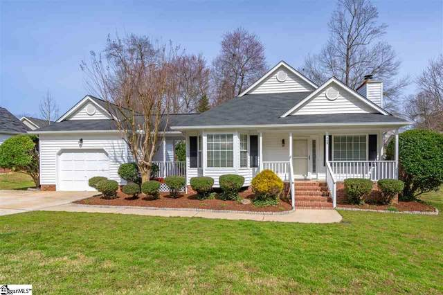409 Dunwoody Drive, Simpsonville, SC 29681 (#1412470) :: Connie Rice and Partners