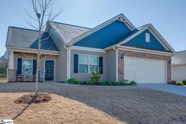 304 Gibby Lane, Simpsonville, SC 29681 (#1412479) :: Connie Rice and Partners