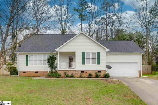 241 Waterbury Court, Simpsonville, SC 29680 (#1412480) :: Connie Rice and Partners