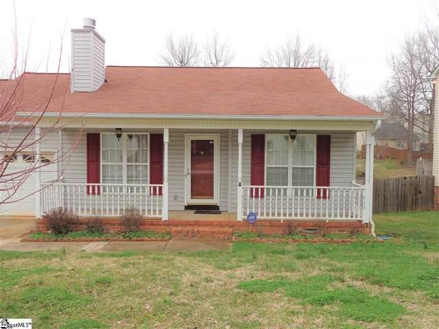 214 Twin Falls Drive, Simpsonville, SC 29680 (#1412482) :: Hamilton & Co. of Keller Williams Greenville Upstate